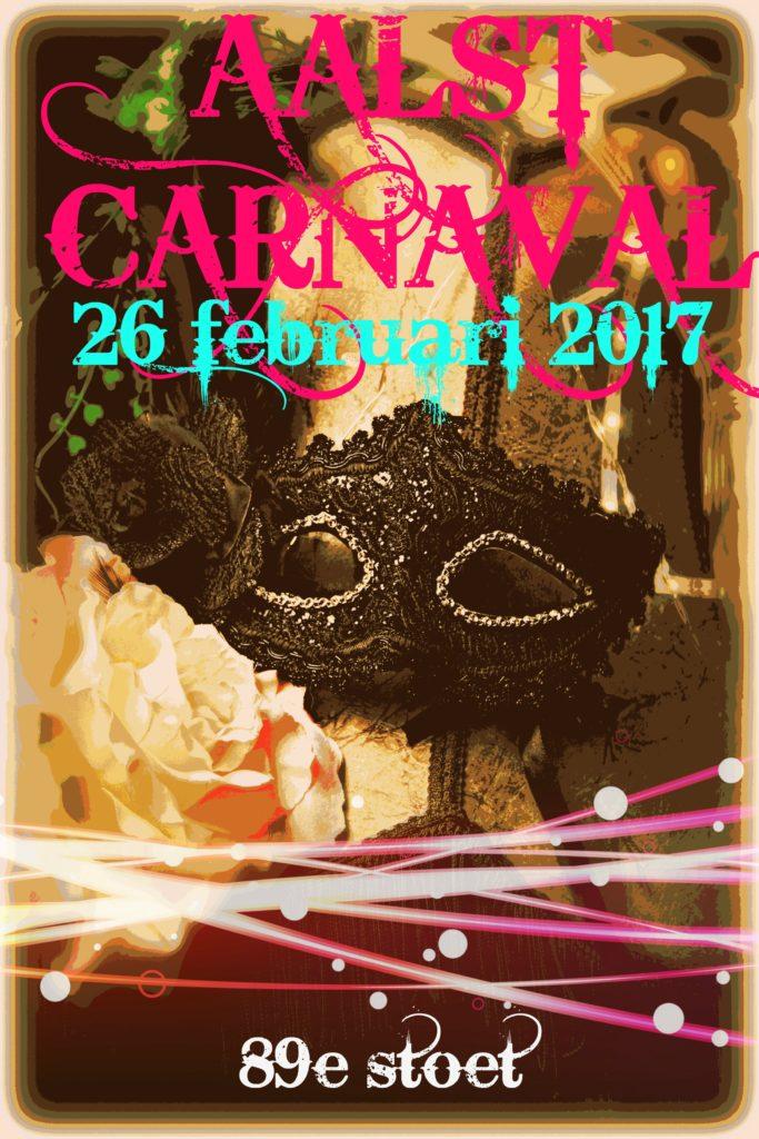 Ontwerp Affiche carnaval 2017